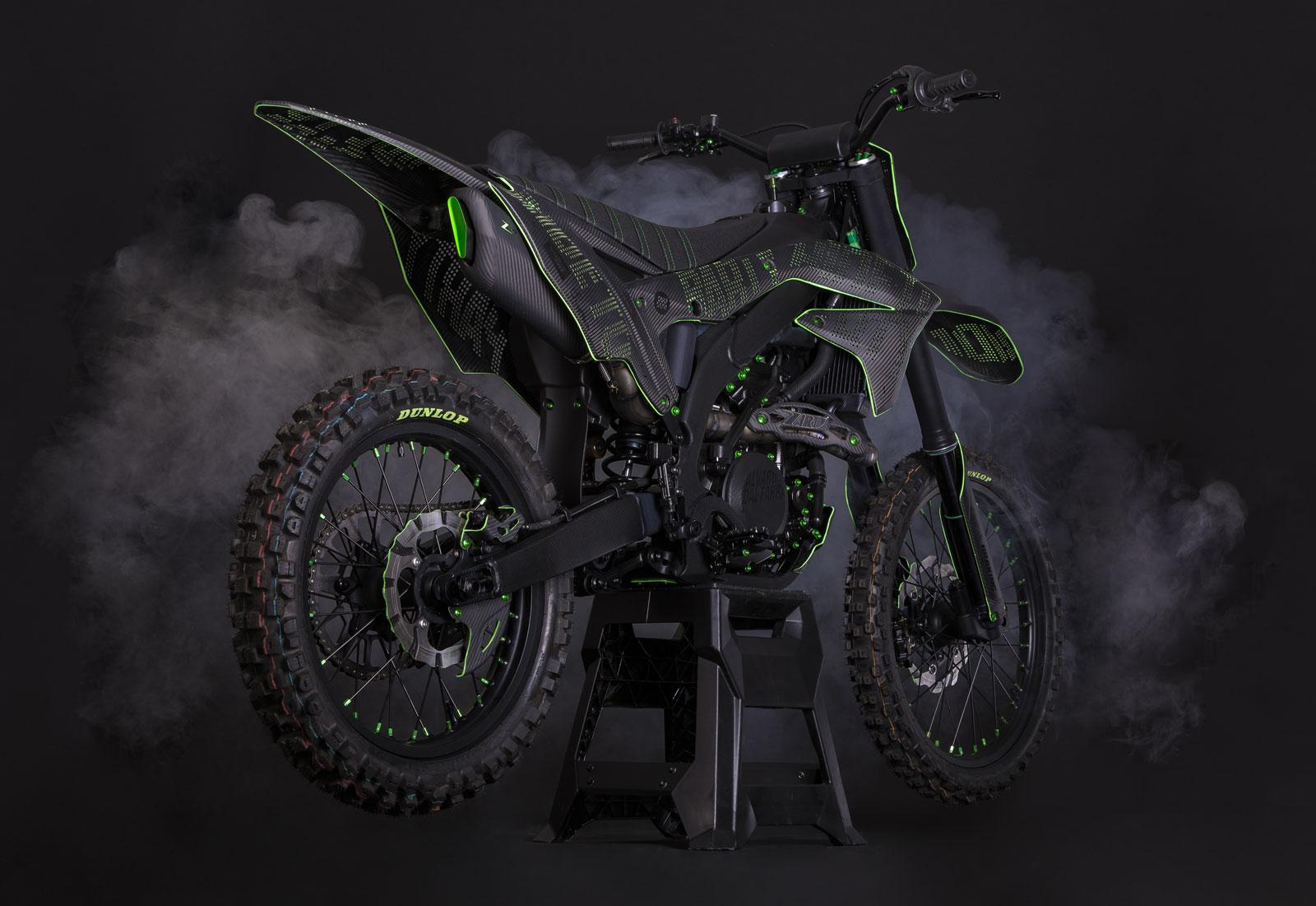 Black Kawasaki Dal Farra